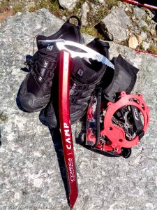 Glacier du Grand Paradis · Alpes, Massif du Grand Paradis, Valsavarenche, IT · GPS 45°31'2.32'' N 7°14'4.15'' E · Altitude 2878m