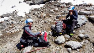 Glacier du Grand Paradis · Alpes, Massif du Grand Paradis, Valsavarenche, IT · GPS 45°31'2.45'' N 7°14'4.30'' E · Altitude 2878m