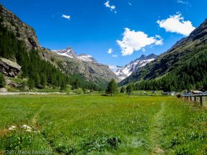 Pont de Valsavarenche · Alpes, Massif du Grand Paradis, Valsavarenche, IT · GPS 45°31'26.75'' N 7°12'4.49'' E · Altitude 1974m