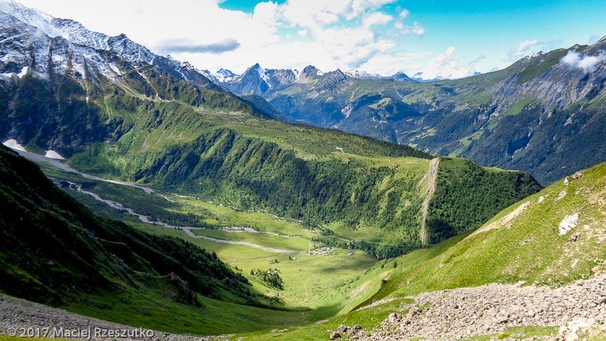 Col de Tricot · Alpes, Massif du Mont-Blanc, FR · GPS 45°51'1.54'' N 6°46'11.92'' E · Altitude 2097m