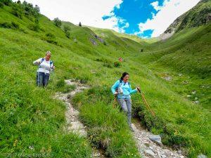 Chalets de Miage · Alpes, Massif du Mont-Blanc, FR · GPS 45°50'38.42'' N 6°45'52.40'' E · Altitude 1685m