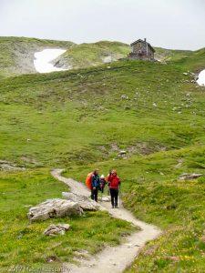Vallon de la Lée Blanche · Alpes, Massif du Mont-Blanc, Val Veni, IT · GPS 45°45'14.12'' N 6°49'8.02'' E · Altitude 2293m