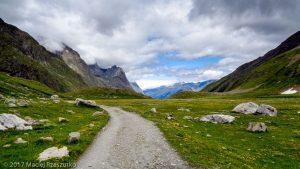 Vallon de la Lée Blanche · Alpes, Massif du Mont-Blanc, Val Veni, IT · GPS 45°45'46.49'' N 6°50'9.67'' E · Altitude 2153m