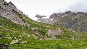 Refuge Elisabetta Soldini · Alpes, Massif du Mont-Blanc, Val Veni, IT · GPS 45°45'53.93'' N 6°50'16.93'' E · Altitude 2148m