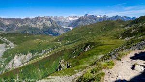 Sentier d'accès au Refuge Albert I · Alpes, Massif du Mont-Blanc, Vallée de Chamonix, FR · GPS 46°0'20.44'' N 6°58'8.49'' E · Altitude 2255m