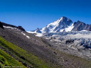 Sentier d'accès au Refuge Albert I · Alpes, Massif du Mont-Blanc, Vallée de Chamonix, FR · GPS 46°0'13.25'' N 6°58'36.31'' E · Altitude 2359m