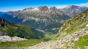 Sentier d'accès au Refuge Albert I · Alpes, Massif du Mont-Blanc, Vallée de Chamonix, FR · GPS 46°0'10.53'' N 6°58'42.78'' E · Altitude 2387m