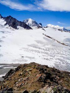 Arête du Génépi · Alpes, Massif du Mont-Blanc, Vallée de Chamonix, FR · GPS 45°59'48.80'' N 6°59'28.42'' E · Altitude 2850m
