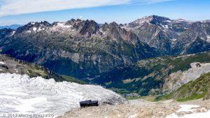 Arête du Génépi · Alpes, Massif du Mont-Blanc, Vallée de Chamonix, FR · GPS 45°59'48.82'' N 6°59'28.43'' E · Altitude 2850m