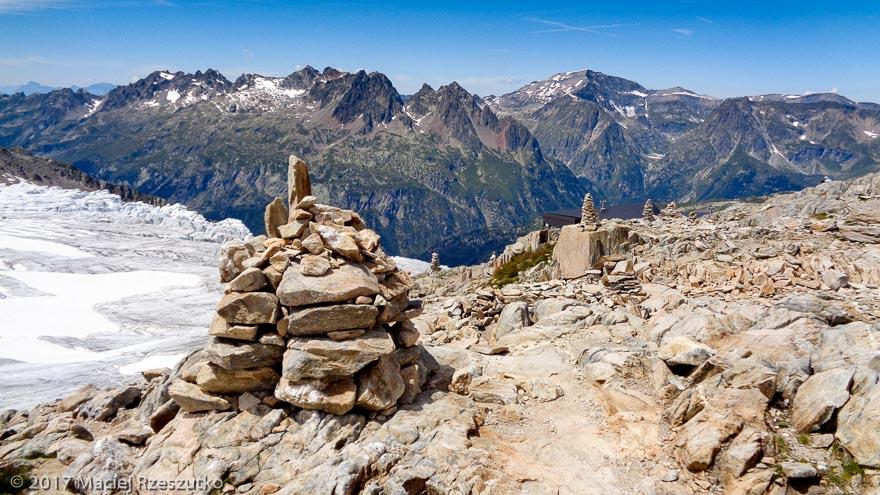 Arête du Génépi · Alpes, Massif du Mont-Blanc, Vallée de Chamonix, FR · GPS 45°59'46.82'' N 6°59'16.97'' E · Altitude 2727m