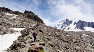 Moraine latérale du Glacier du Tour · Alpes, Massif du Mont-Blanc, Vallée de Chamonix, FR · GPS 45°59'52.00'' N 6°59'5.12'' E · Altitude 2622m