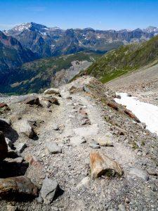 Moraine latérale du Glacier du Tour · Alpes, Massif du Mont-Blanc, Vallée de Chamonix, FR · GPS 45°59'51.83'' N 6°59'5.14'' E · Altitude 2620m