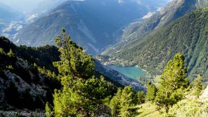 Champex-Lac · Alpes, Alpes valaisannes, CH · GPS 46°2'33.28'' N 7°6'51.95'' E · Altitude 2218m