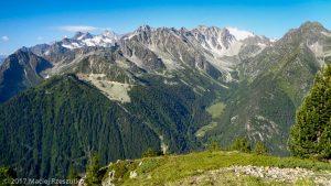 Champex-Lac · Alpes, Alpes valaisannes, CH · GPS 46°2'33.29'' N 7°6'51.96'' E · Altitude 2218m