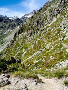 Col de la Breya · Alpes, Alpes valaisannes, CH · GPS 46°0'51.04'' N 7°5'25.64'' E · Altitude 2335m