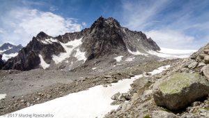 Combe d'Orny · Alpes, Alpes valaisannes, CH · GPS 46°0'9.32'' N 7°4'19.80'' E · Altitude 2663m