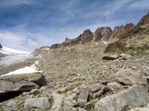 Combe d'Orny · Alpes, Alpes valaisannes, CH · GPS 46°0'8.93'' N 7°4'23.47'' E · Altitude 2653m