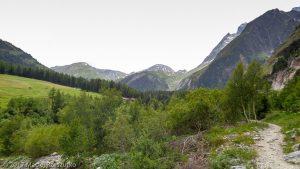 La Fouly · Alpes, Alpes valaisannes, Val Ferret, CH · GPS 45°56'43.54'' N 7°5'53.06'' E · Altitude 1618m