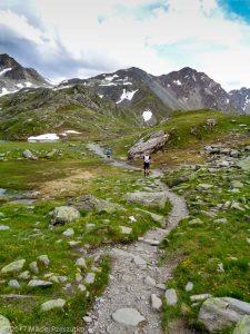 Lacs de Fenêtre · Alpes, Alpes valaisannes, Val Ferret, CH · GPS 45°53'20.93'' N 7°8'20.89'' E · Altitude 2422m