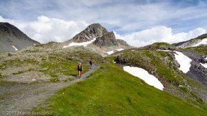 Lacs de Fenêtre · Alpes, Alpes valaisannes, Val Ferret, CH · GPS 45°53'0.64'' N 7°8'35.12'' E · Altitude 2484m