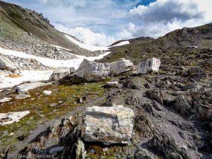 Fenêtre de Ferret · Alpes, Alpes valaisannes, Val Ferret, CH · GPS 45°52'44.26'' N 7°8'39.44'' E · Altitude 2571m