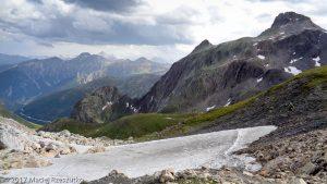 Fenêtre de Ferret · Alpes, Alpes valaisannes, Val Ferret, CH · GPS 45°52'33.31'' N 7°8'43.14'' E · Altitude 2640m