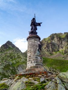 Col Grand Saint Bernard · Alpes, Alpes valaisannes, IT · GPS 45°52'5.56'' N 7°9'50.70'' E · Altitude 2422m