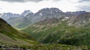 Col des Chevaux · Alpes, Alpes valaisannes, Val d'Entremont, CH · GPS 45°52'44.13'' N 7°10'12.65'' E · Altitude 2591m