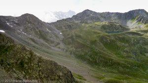 Col des Chevaux · Alpes, Alpes valaisannes, Val d'Entremont, CH · GPS 45°52'54.04'' N 7°10'9.82'' E · Altitude 2662m
