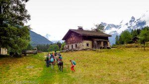 Charousse · Alpes, Massif du Mont-Blanc, Vallée de Chamonix, FR · GPS 45°54'4.56'' N 6°45'50.57'' E · Altitude 1202m