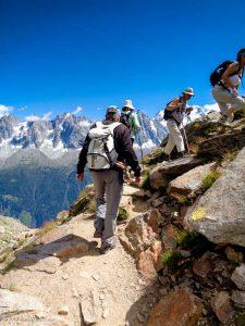 Col du Brévent · Alpes, Aiguilles Rouges, Vallée de Chamonix, FR · GPS 45°56'28.97'' N 6°50'35.74'' E · Altitude 2329m
