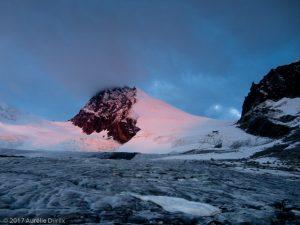 Allalingletscher · Alpes, Alpes valaisannes, Vallée de Saas, CH · GPS 46°2'28.09'' N 7°54'19.46'' E · Altitude 3214m