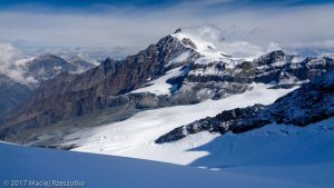 Mellichgletscher · Alpes, Alpes valaisannes, Vallée de Saas, CH · GPS 46°1'25.04'' N 7°52'47.64'' E · Altitude 3904m