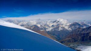 Mellichgletscher · Alpes, Alpes valaisannes, Vallée de Saas, CH · GPS 46°1'25.04'' N 7°52'47.65'' E · Altitude 3904m