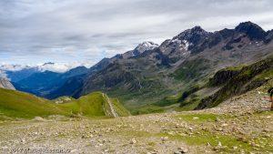 Col du Bonhomme · Alpes, Massif du Mont-Blanc, FR · GPS 45°44'6.45'' N 6°42'24.61'' E · Altitude 2322m