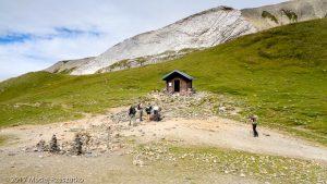 Col du Bonhomme · Alpes, Massif du Mont-Blanc, FR · GPS 45°44'6.45'' N 6°42'24.65'' E · Altitude 2322m