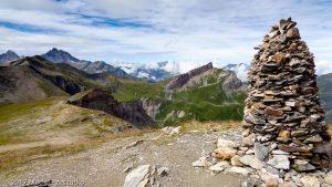 Col de la Croix du Bonhomme · Alpes, Massif du Mont-Blanc, FR · GPS 45°43'28.24'' N 6°43'0.42'' E · Altitude 2473m