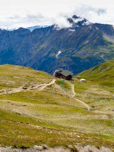 Col de la Croix du Bonhomme · Alpes, Massif du Mont-Blanc, FR · GPS 45°43'28.25'' N 6°43'0.44'' E · Altitude 2473m