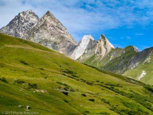 Ville des Glaciers · Alpes, Massif du Mont-Blanc, FR · GPS 45°43'28.31'' N 6°45'54.76'' E · Altitude 1827m