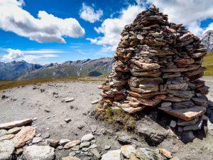 Col de la Seigne · Alpes, Massif du Mont-Blanc, FR · GPS 45°45'4.63'' N 6°48'26.06'' E · Altitude 2548m