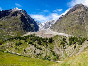 Lac Combal · Alpes, Massif du Mont-Blanc, IT · GPS 45°46'29.15'' N 6°52'32.60'' E · Altitude 2123m