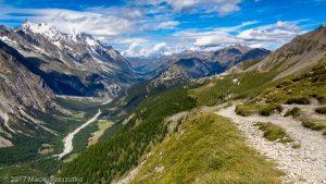 Arête du Mont Favre · Alpes, Massif du Mont-Blanc, IT · GPS 45°46'20.02'' N 6°53'23.16'' E · Altitude 2484m