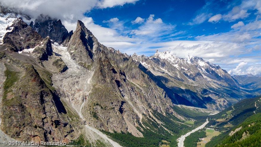 Arête du Mont Favre · Alpes, Massif du Mont-Blanc, IT · GPS 45°46'20.02'' N 6°53'23.19'' E · Altitude 2484m