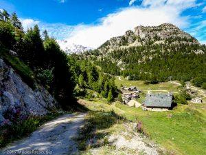 Col Chécrouit · Alpes, Massif du Mont-Blanc, IT · GPS 45°47'30.14'' N 6°56'7.31'' E · Altitude 1990m