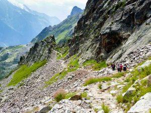 Col du Lac Cornu · Alpes, Préalpes de Savoie, Aiguilles Rouges, FR · GPS 45°57'10.79'' N 6°51'18.13'' E · Altitude 2266m