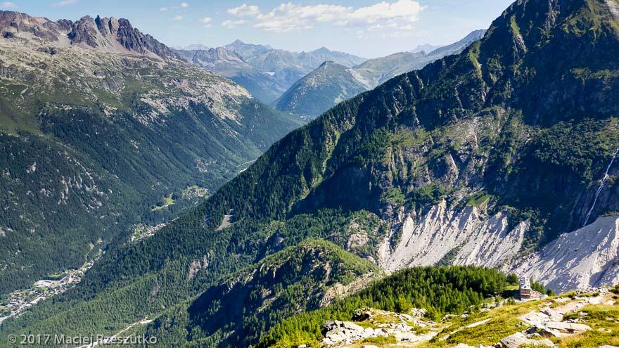 Signal Forbes · Alpes, Massif du Mont-Blanc, Vallée de Chamonix, FR · GPS 45°55'42.84'' N 6°54'44.69'' E · Altitude 2276m