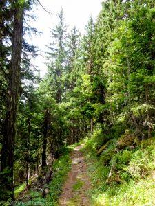 Sentier Finhaut - Emosson · Alpes, Alpes valaisannes, CH · GPS 46°5'22.41'' N 6°58'16.20'' E · Altitude 1688m