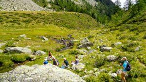 Sentier Finhaut - Emosson · Alpes, Alpes valaisannes, CH · GPS 46°5'12.12'' N 6°57'9.20'' E · Altitude 1871m