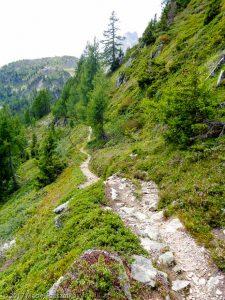 Sentier Finhaut - Emosson · Alpes, Alpes valaisannes, CH · GPS 46°4'30.41'' N 6°56'57.43'' E · Altitude 1862m