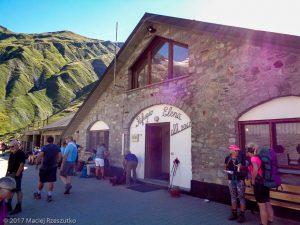 Refuge Elena · Alpes, Massif du Mont-Blanc, IT · GPS 45°53'5.31'' N 7°3'55.74'' E · Altitude 2070m